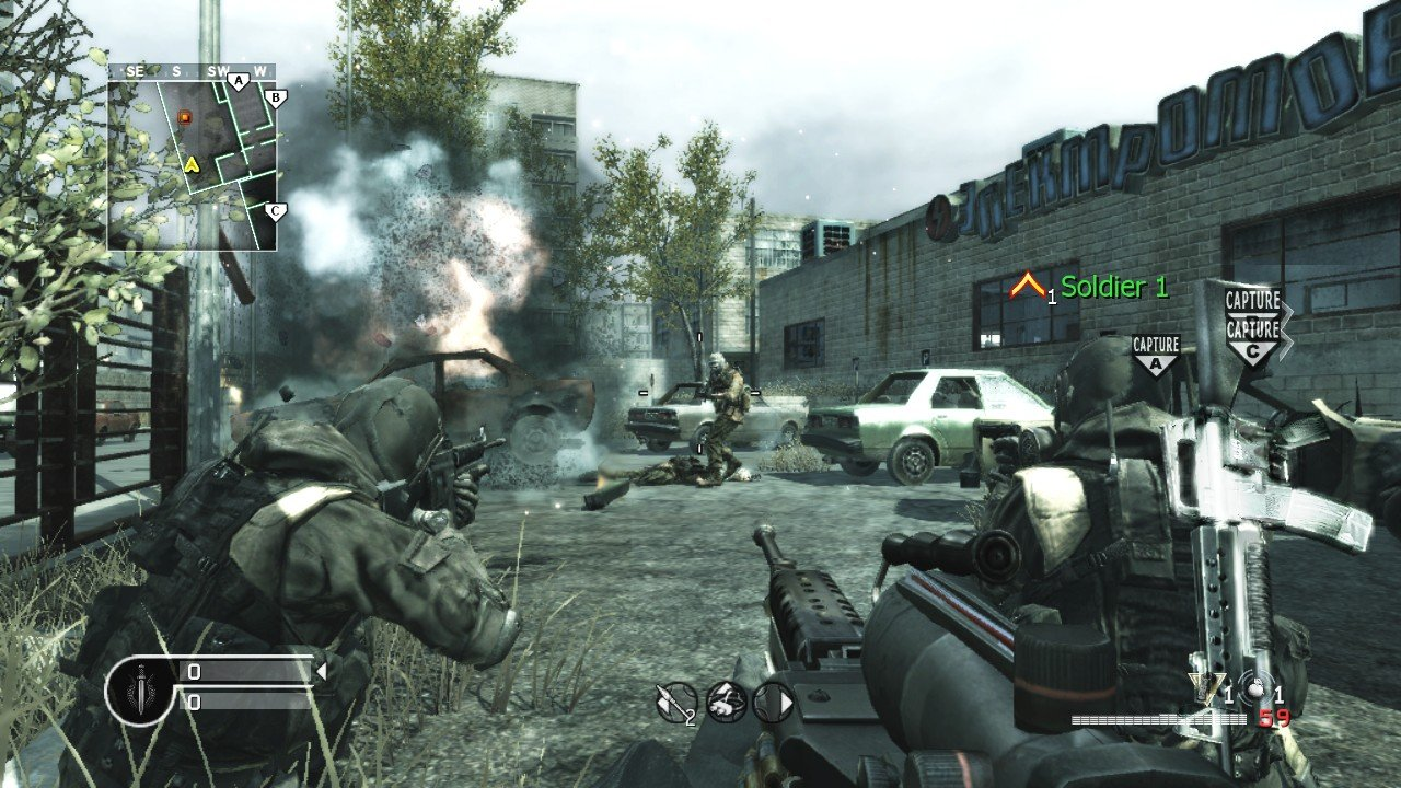 Call of duty 4 modern war full download for pc free | torrent.